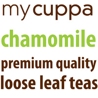 100% Organic Chamomile Loose Leaf Tea